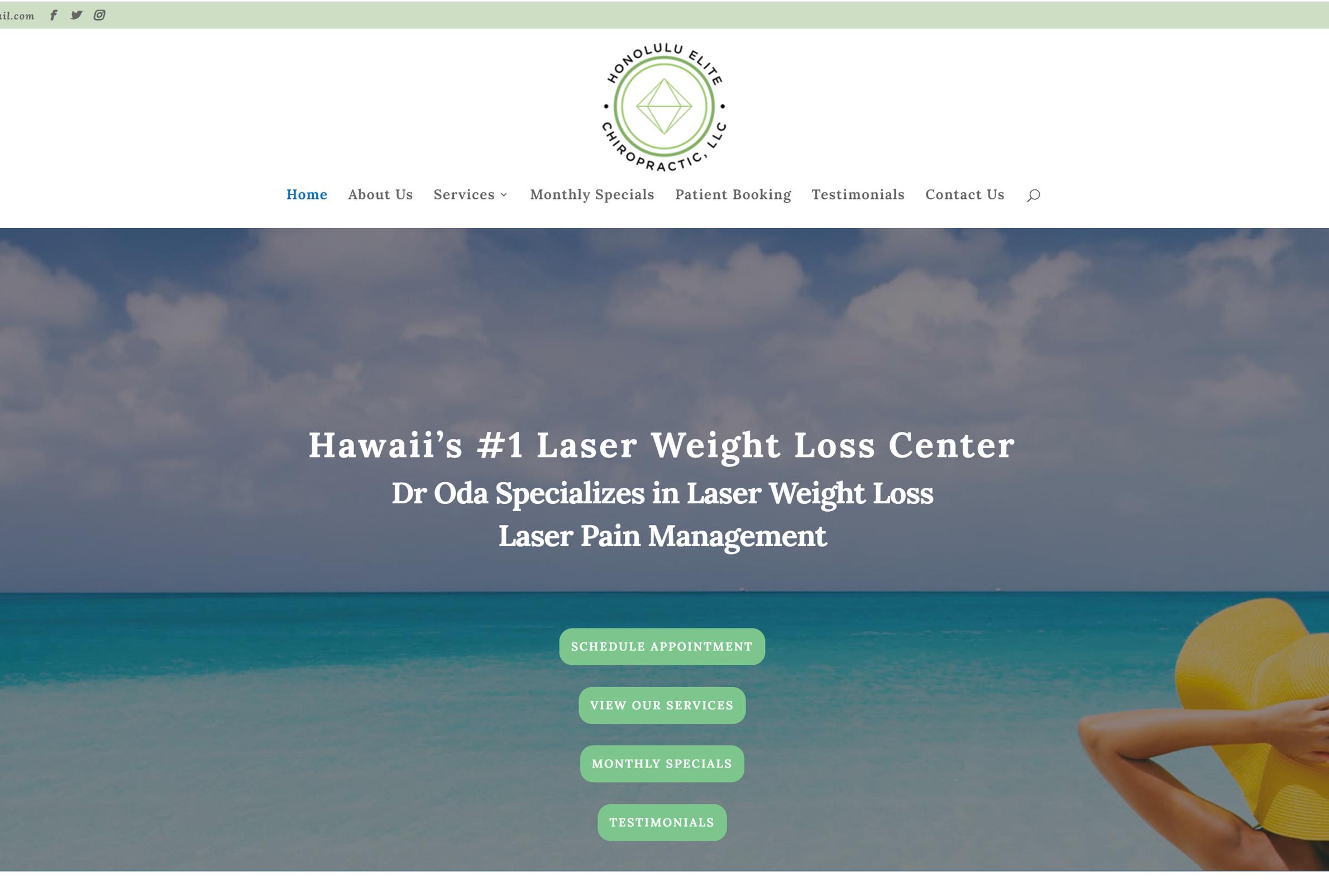 hawaii media group websites